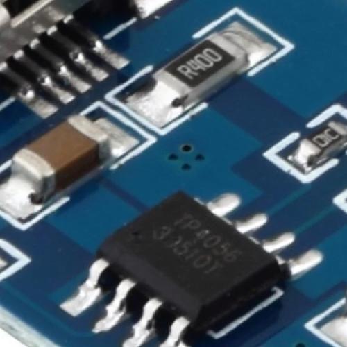 Зарядное устройство для литиевого аккумулятора (tp4056)