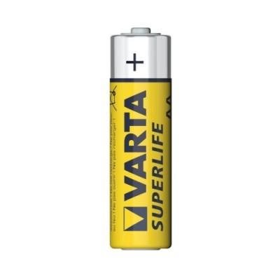 Батарейка солевая AA (15G, R6P) VARTA SUPERLIFE 1.5V