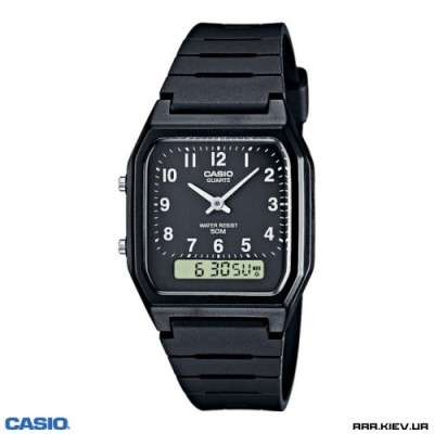 Часы наручные CASIO AW-48H-1BVEF