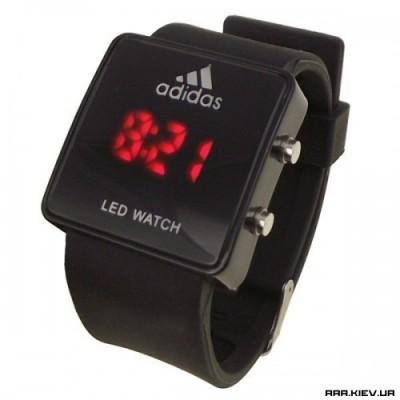 Часы наручные LED WATCH ADIDAS