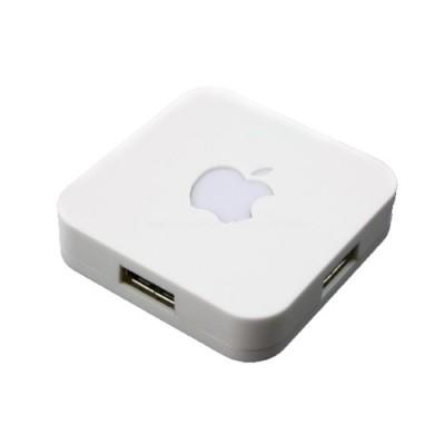 Хаб USB 2.0 4-х портовый IHUB-2